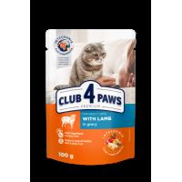 Клуб 4 лапи для дорослих котів