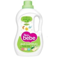 Рідкий засіб для прання дитячої білизни Teo Bebe Алое 1,1 л