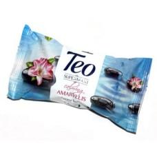 Мило туалетне Тео з гліцерином Relaxing Amaryllis, 140 г