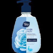 Мило рідке TEO Tete-a-tete Delicate rose дозатор  400 мл