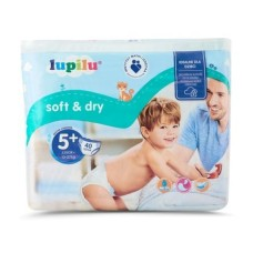 Підгузки Lupilu Soft & dry 5+ 36 шт