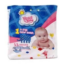 Пiдгузники Yess Baby Super 1 New Born 2-5кг (48 шт)