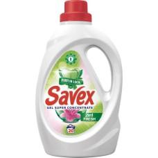 Гель для прання Savex Parfum Lock 2in1