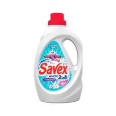 Гель для прання SAVEX 2in1 White  1,1л