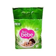 Пральний порошок для дитячих речей TEO bebe Cotton Soft Green 2400 г