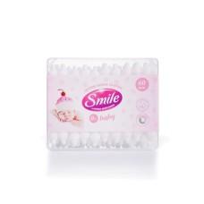 Дитячі ватні палички Smile