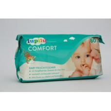 Дитячі вологі серветки Lupilu Comfort (80 шт.)