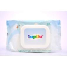 Дитячі вологі серветки Lupilu Sensitive (80 шт.)